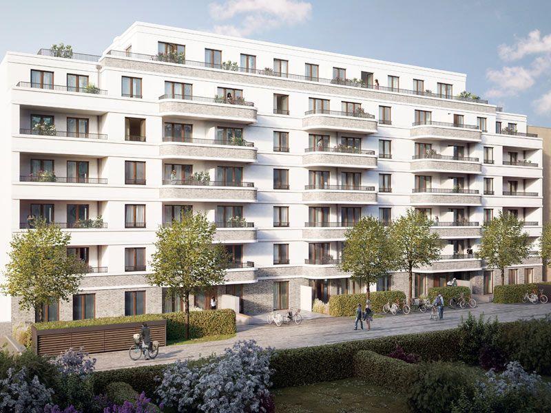 Am Märchenbrunnen Berlin - Quelle: urban space Immobilien Projektentwicklung GmbH & Co. KG