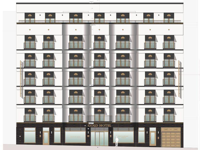 Hotel Gold Berlin - Quelle: Stephan Höhne Gesellschaft von Architekten mbH